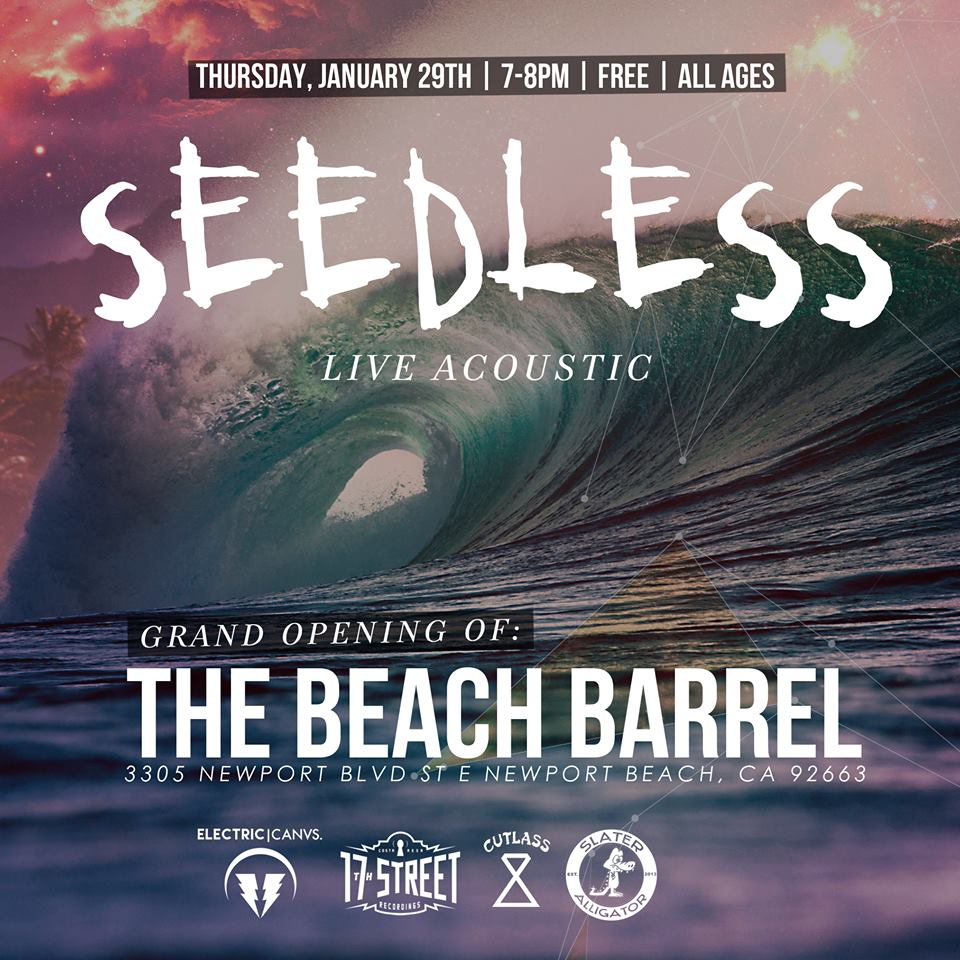 THURSDAY, JANUARY 29TH | 7-8PM | FREE | ALL AGES