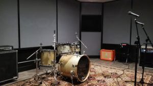 QSC, Orange, Tama Drums, Mackie.
